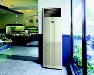 Console Air Conditioning Unit